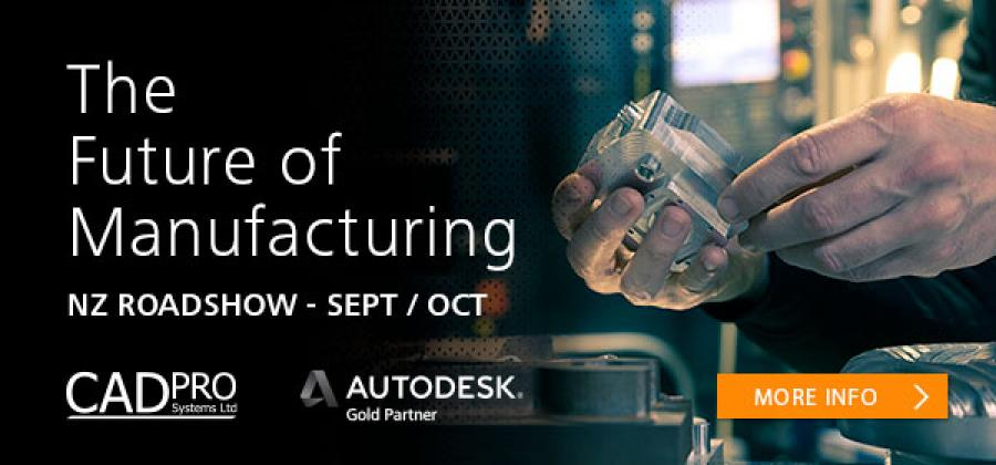 New Zealand Manufacturing Roadshow
