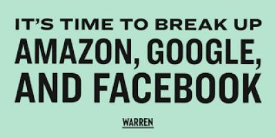Facebook and Google are today's IBM and AT&T which is why they are Unfettered