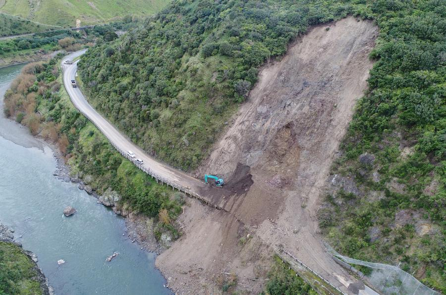 First look at the Manawatū Gorge replacement route