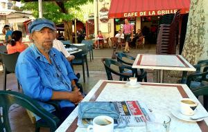 Didier Garcia Artist of the Canal du Midi