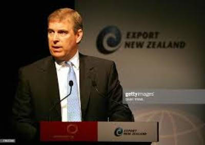 Prince Andrew's Technocrat and Diplomatic Skills Displayed at Government House in New Zealand