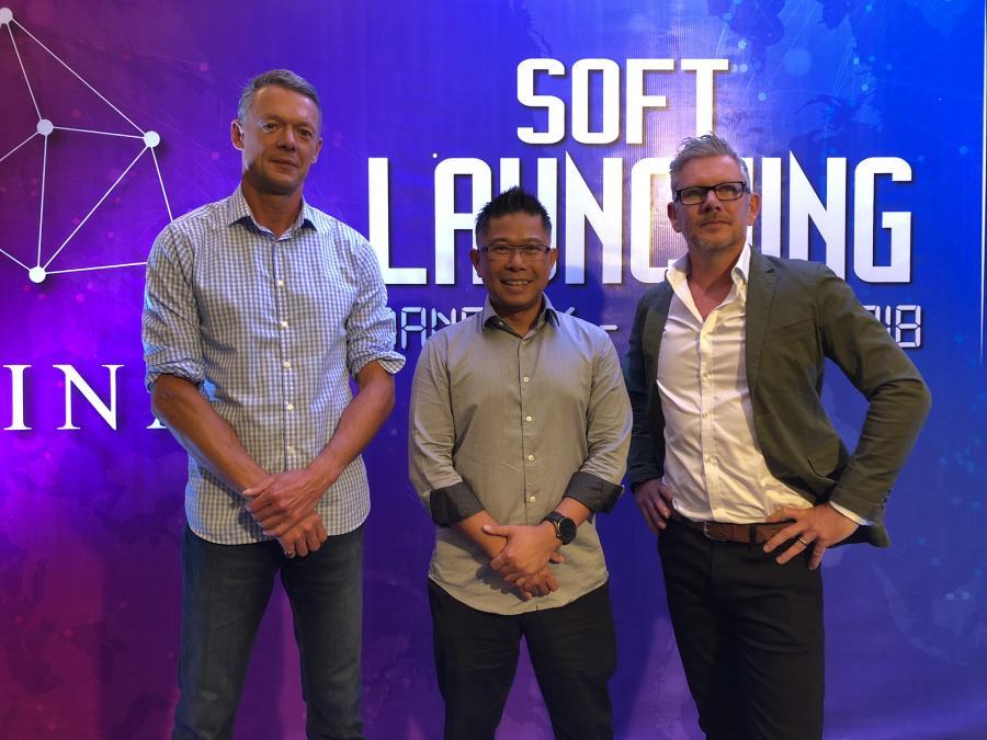NZ tech stars lead world first blockchain launch