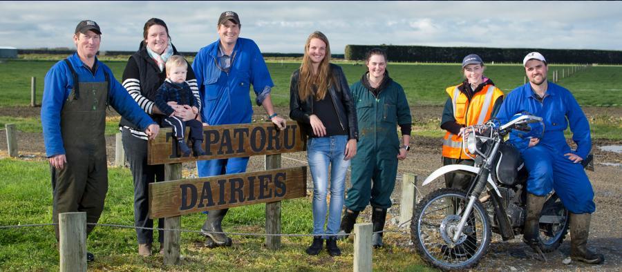 Theland Purata Farm Group Ltd - Tapatoru Dairies