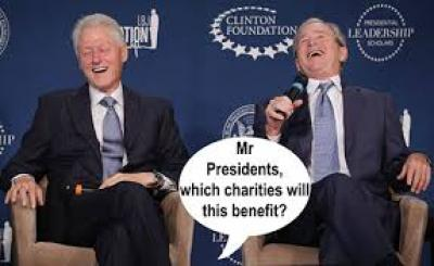 Taxpayers Union Gnaws Doggedly Away at New Zealand Clinton Cash Pledges