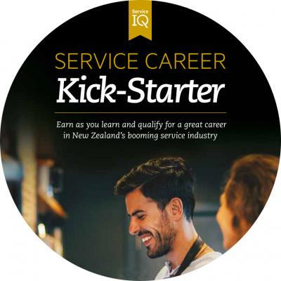 New guide gives service careers kick-start