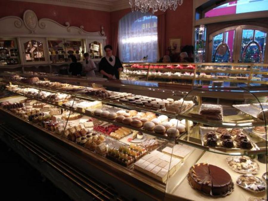 Bon Appetit at Café Zauner in the Land of Lehar