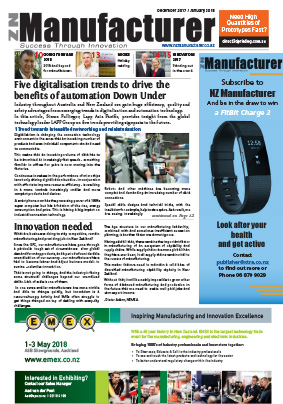 NZManufacturer Lates Edition