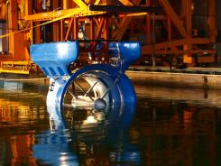 Smart Hydro Power's floating turbines provide electricity to world's most remote locations