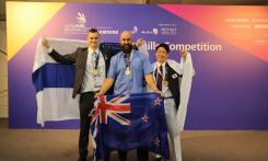 NZITP Skills Team Won 1 Gold Medal and 5 Medallions of Excellence