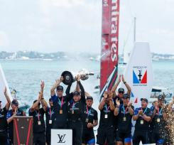 Emirates Team New Zealand Appoints Gurit as official supplier