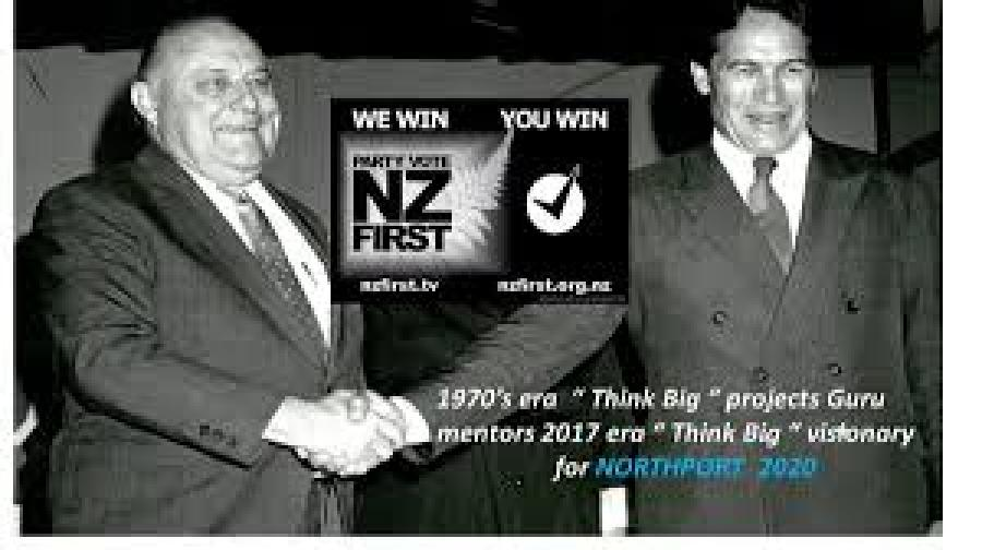 Winston Peters Put Greens Instead of New Zealand First Wanganui Club Told