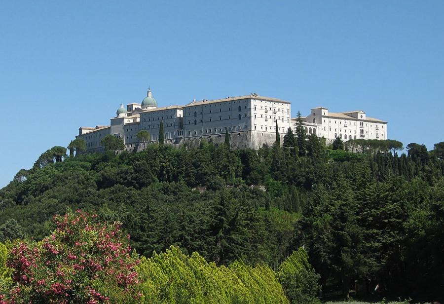 The Battle of Montecassino