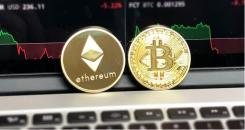 Ethereum sets record high price to begin New Year