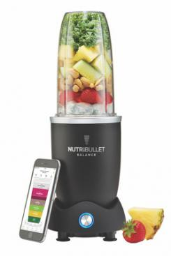 "NutriBullet Unveils Next-Generation, ""Smart"" Nutrient Extractor - NutriBullet Balance"