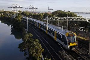 Battery trains to be approved for Pukekohe