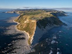 Rocket Lab launch site  - Mahia Peninsula
