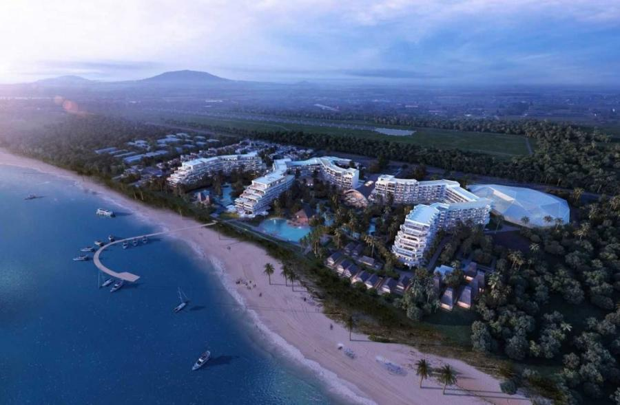 Intercontinental Hotel Group  to introduce the largest hotel in Fiji