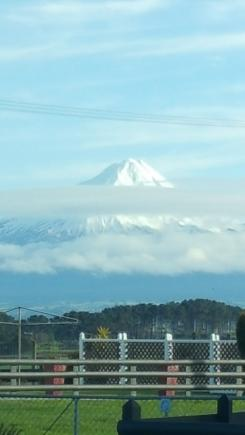 The Mountain Watches Over Taranaki - click  image to enlarge