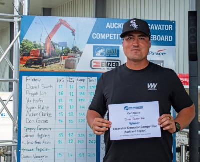 Toomer-Reti takes second Auckland REOC title