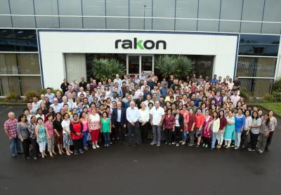 Rakon Celebrates 50 Year History in Hi-tech Industry