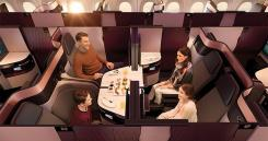 Qatar Airways launches game-changing business class Qsuite