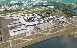 Auckland Airport completes major extension of international aircraft pier