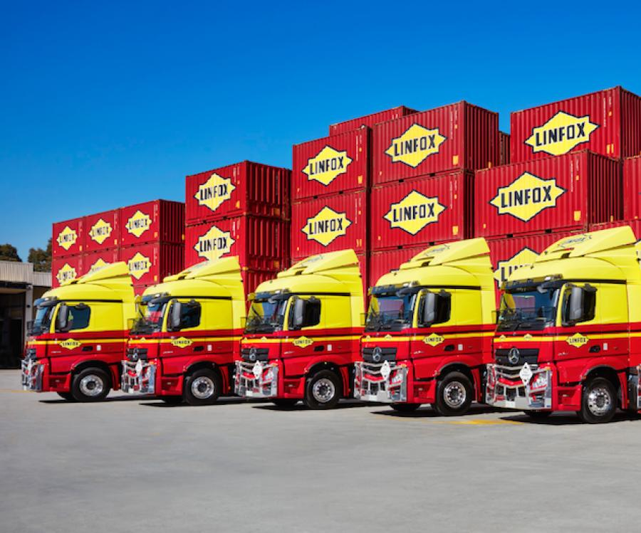 Linfox to provide career opportunities in logistics