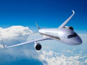 Singapore Airlines is the launch customer for the ultra-long range Airbus A350