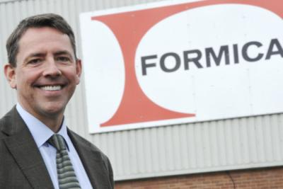 Formica plan major investment in North Shields factory in the UK