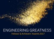 Young Engineer of the Year 2017 finalists