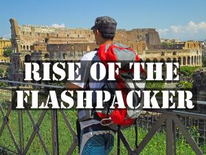 What the hell is a 'flashpacker'?