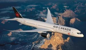 Air Canada celebrates 80th anniversary with new livery