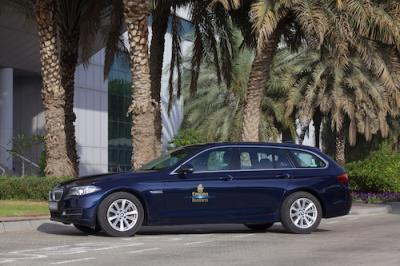 Emirates partners with BMW Group for its new fleet of Chauffeur-drive cars