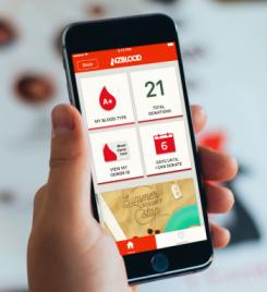New Zealand Blood Services launches app to celebrate World Blood Donor Day