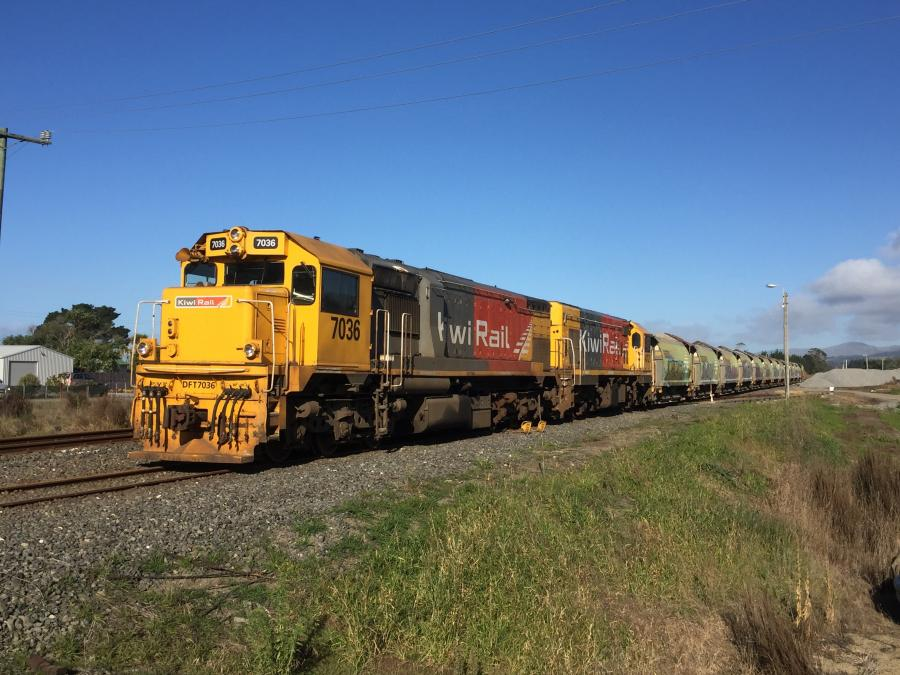 KiwiRail wins Australasian award for freight excellence