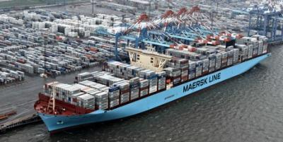 Maersk experiences increasing turnover on growing container market