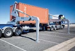 New evolution of Swinglifts container side-loader to debut at the Melbourne Truck Show in May.