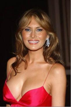 Odds Favour Melania Trump as next United States First Lady