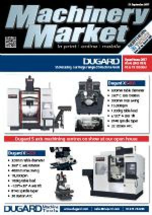 Machinery Market 21 September  2017 Edition