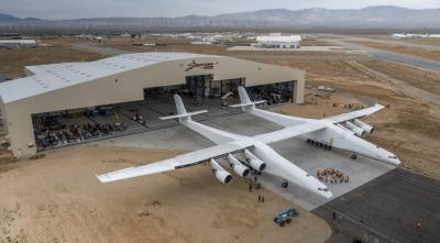World's biggest plane set to fly in coming months