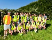 Zespri welcomes technical tour group