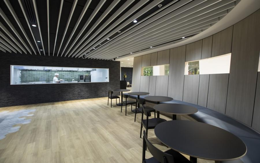 New $4m Strata Lounge for international passengers opens at Auckland Airport