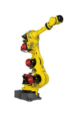 Fanuc launches new seven-axis robot for automotive spot weldingShare this story