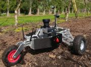 Acuris system's robot to bring data to kiwifruit orchards