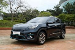 The new Kia Niro EV has been unveiled and is expected to go on sale in New Zealand next year.