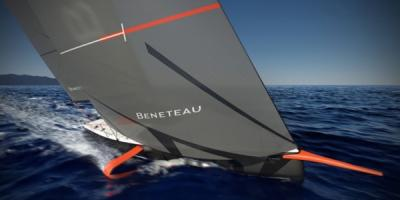 Foiling Monos for Next America's Cup?
