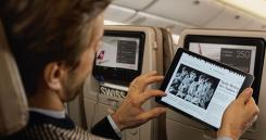 SWISS makes free digital content available to all passengers