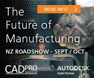 CADPRO Systems manufacturing event in Wellington today
