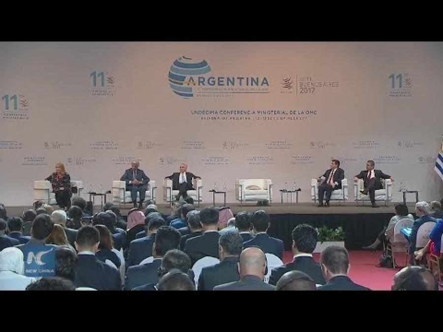 WTO Ministerial Conference Concludes