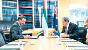 UAE and New Zealand keen to bolster trade, investment ties